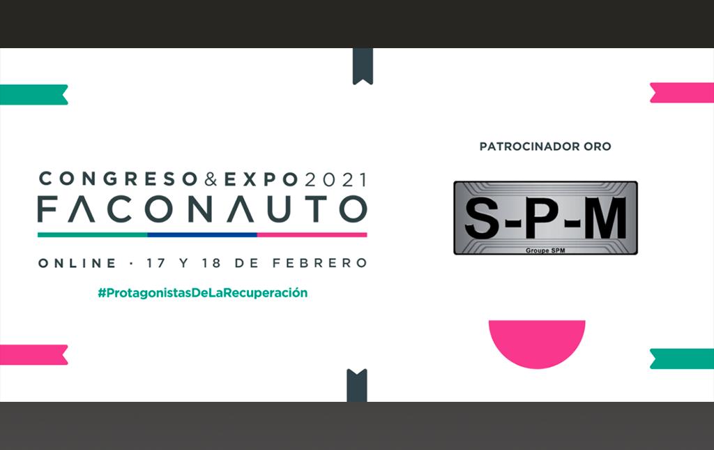 Una vez más, SPM será patrocinador oro del Congreso de Faconauto