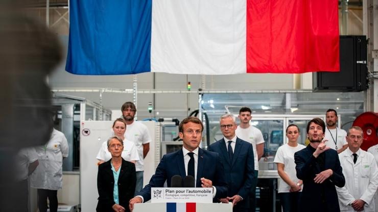 Plan de ayudas para impulsar el mercado del automóvil en Francia