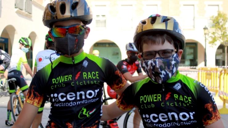 """SPM patrocina el """"Ciclismo de Escuela"""", de la mano del Club Ciclista Power Race"""