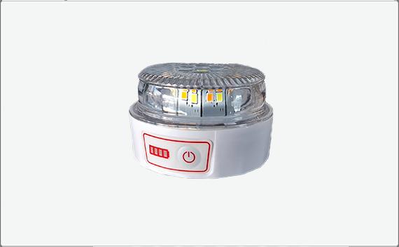 Baliza magnética luminosa